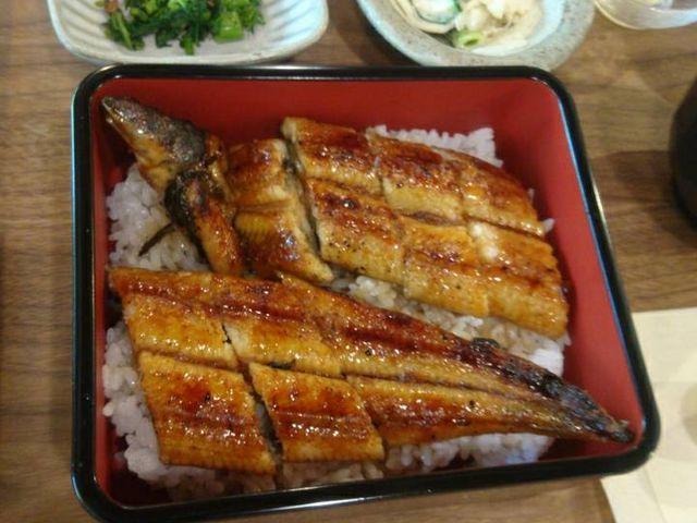 高知産の鰻重3700円!3700円の価値があるかはギリギリセーフ。_道の駅 四万十とおわ