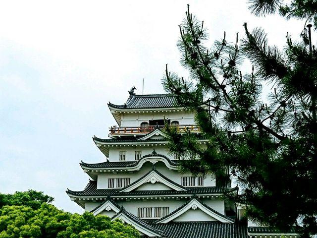 福山城見事です。_福山城