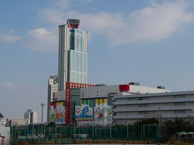 大阪市・住之江区・アジア太平洋トレードセンター_ATC(アジア太平洋トレードセンター)