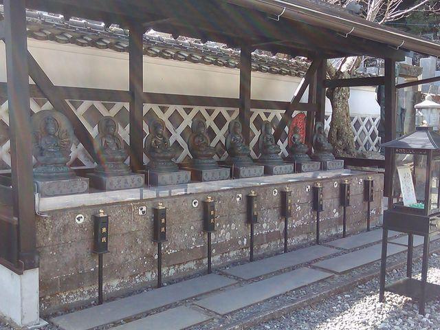 地蔵尊_長楽寺