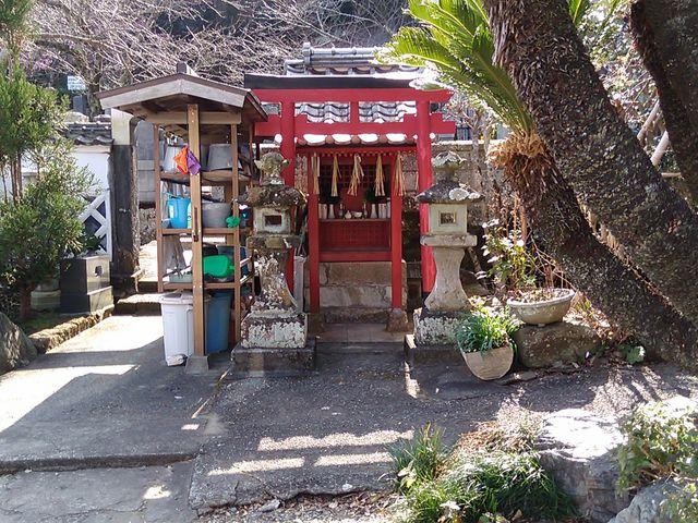 稲荷神社_長楽寺
