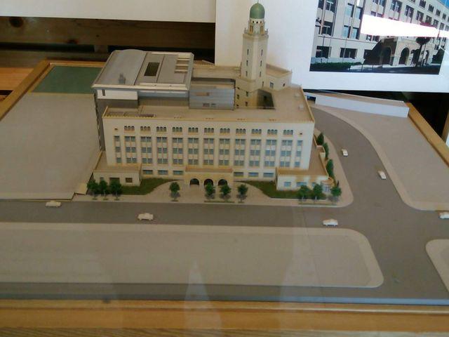 税関 模型_横浜税関資料展示室「クイーンのひろば」