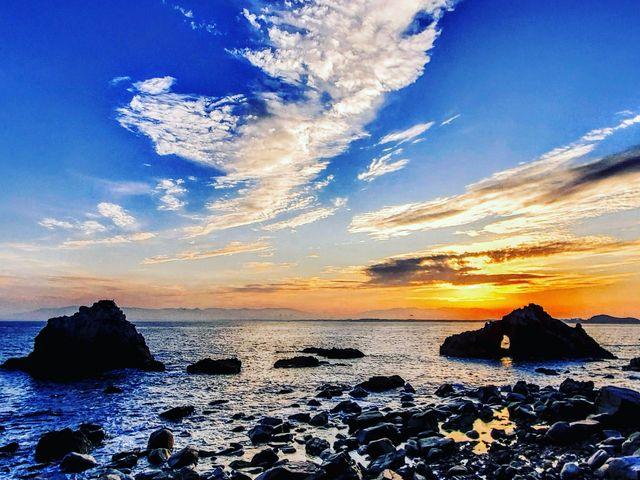 二見岩_志賀島