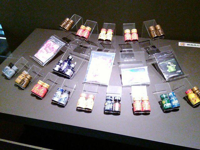 模造品_横浜税関資料展示室「クイーンのひろば」