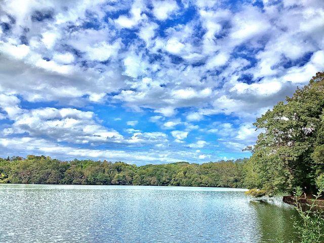 こじんまりして、綺麗でした。_一碧湖