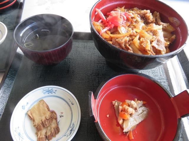 十和田バラ焼き丼 _とちの茶屋