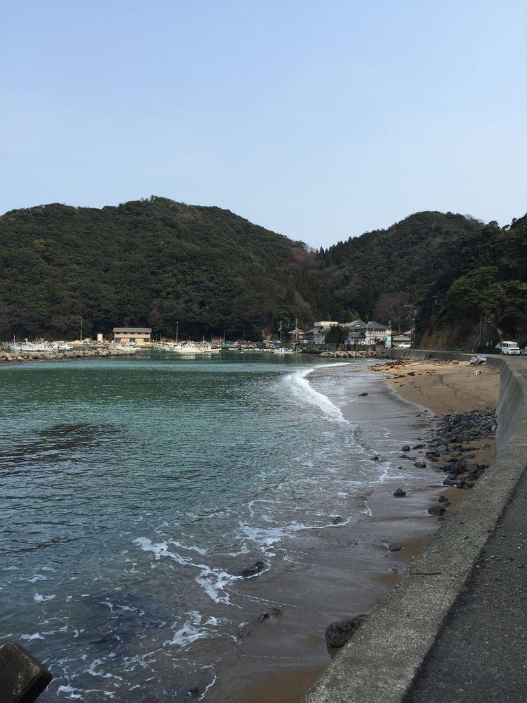 西小川海水浴場