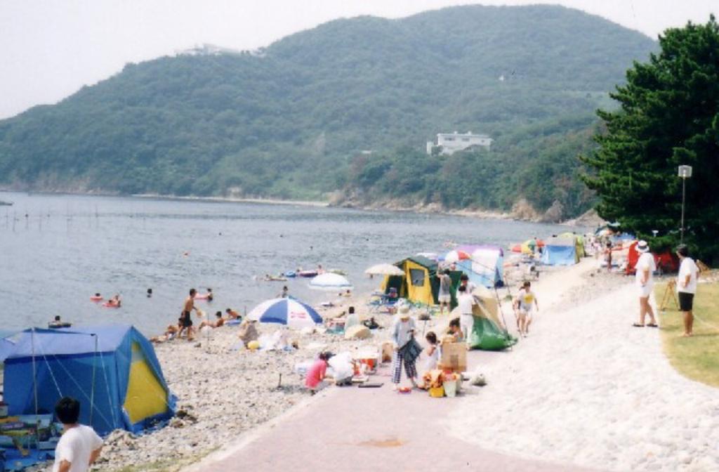 丸山県民サンビーチ海水浴場