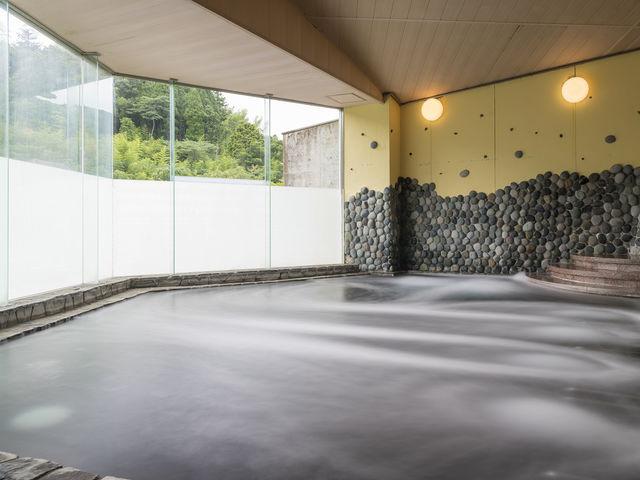 玉石の湯_神山温泉ホテル四季の里&癒しの湯