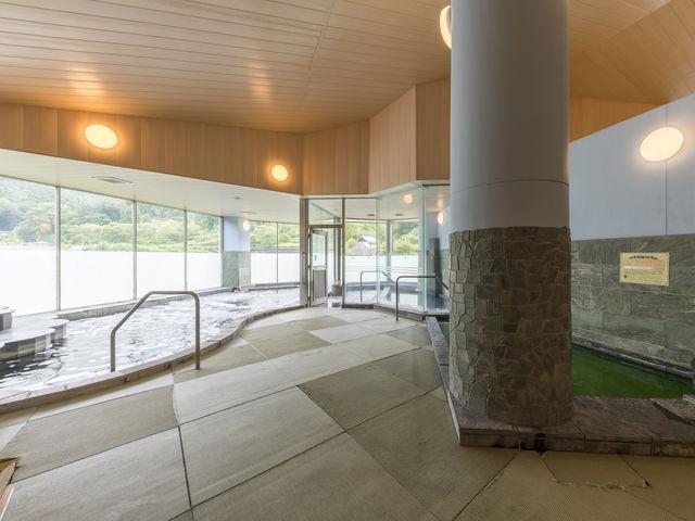 日本の伝統文化、温泉と畳の融合_神山温泉ホテル四季の里&癒しの湯