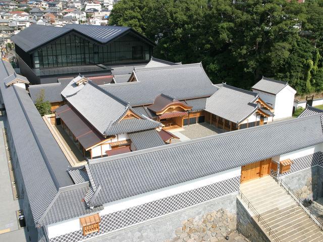 奉行所の一部が復元された見所充分な博物館_長崎歴史文化博物館