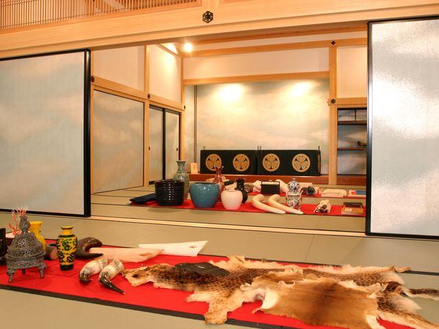 長崎奉行所立山役所の当時の様子を知ることができる。_長崎歴史文化博物館