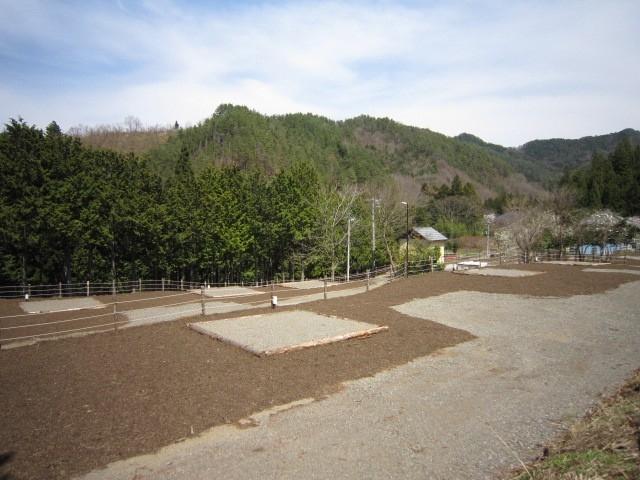 キャンプ場外観_都留市戸沢の森和みの里キャンプ場