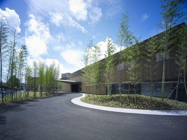 隈研吾氏がデザインしたリゾートホテル。_ガーデンテラス宮崎