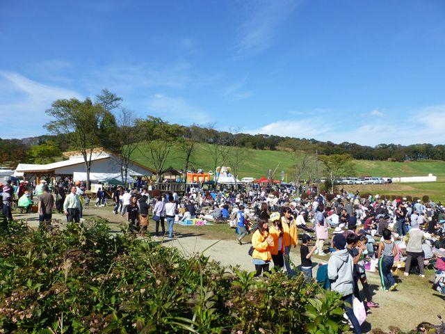 県内最大級2,000人でBBQイベント♪うまいものまつり♪_鹿角平観光牧場