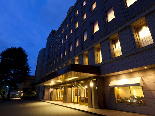 ホテル外観_THE SAIHOKUKAN HOTEL