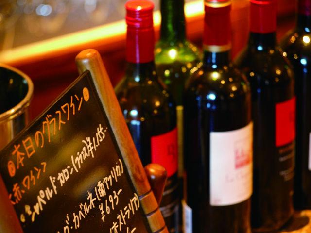 常時100種類以上ののワインをご用意_THE SAIHOKUKAN HOTEL