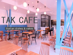 TAKCAFE italian dishes and cakesの写真1