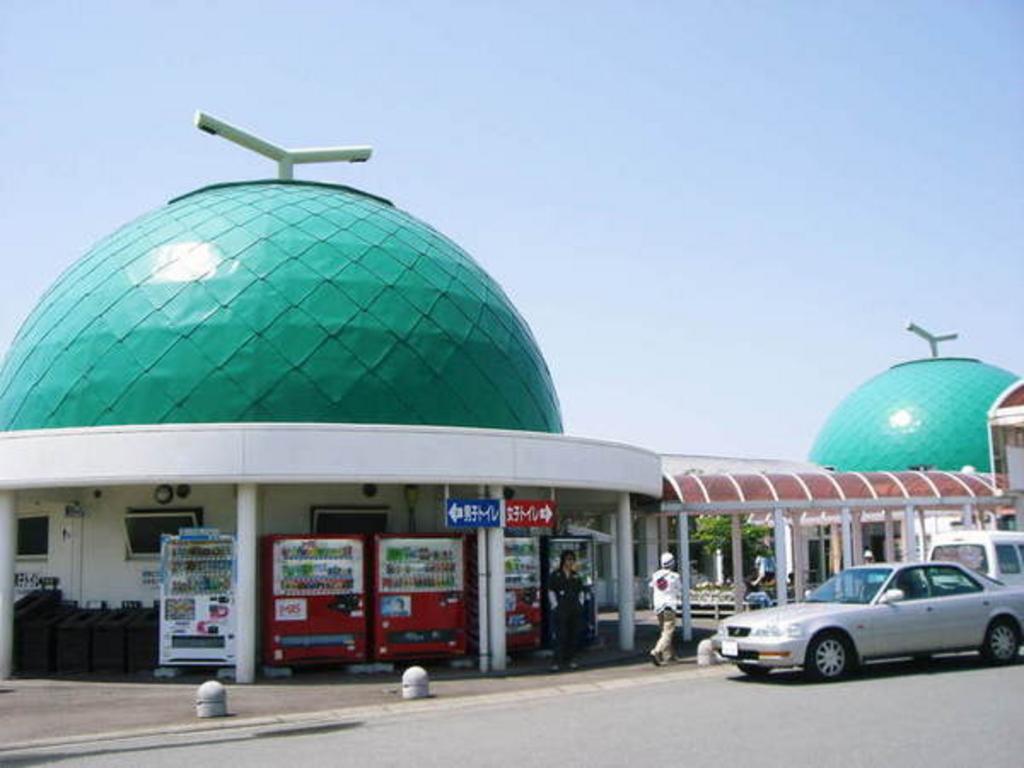 道の駅 七城メロンドーム