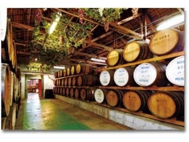 モンデ酒造山梨工場