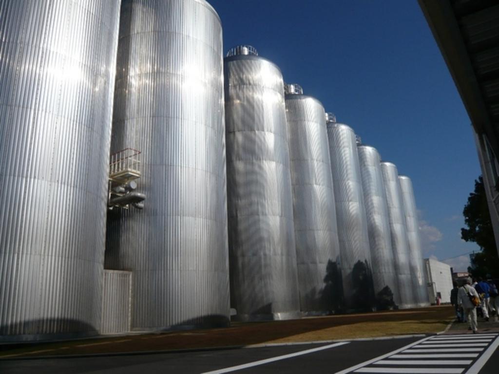 アサヒビール 名古屋工場