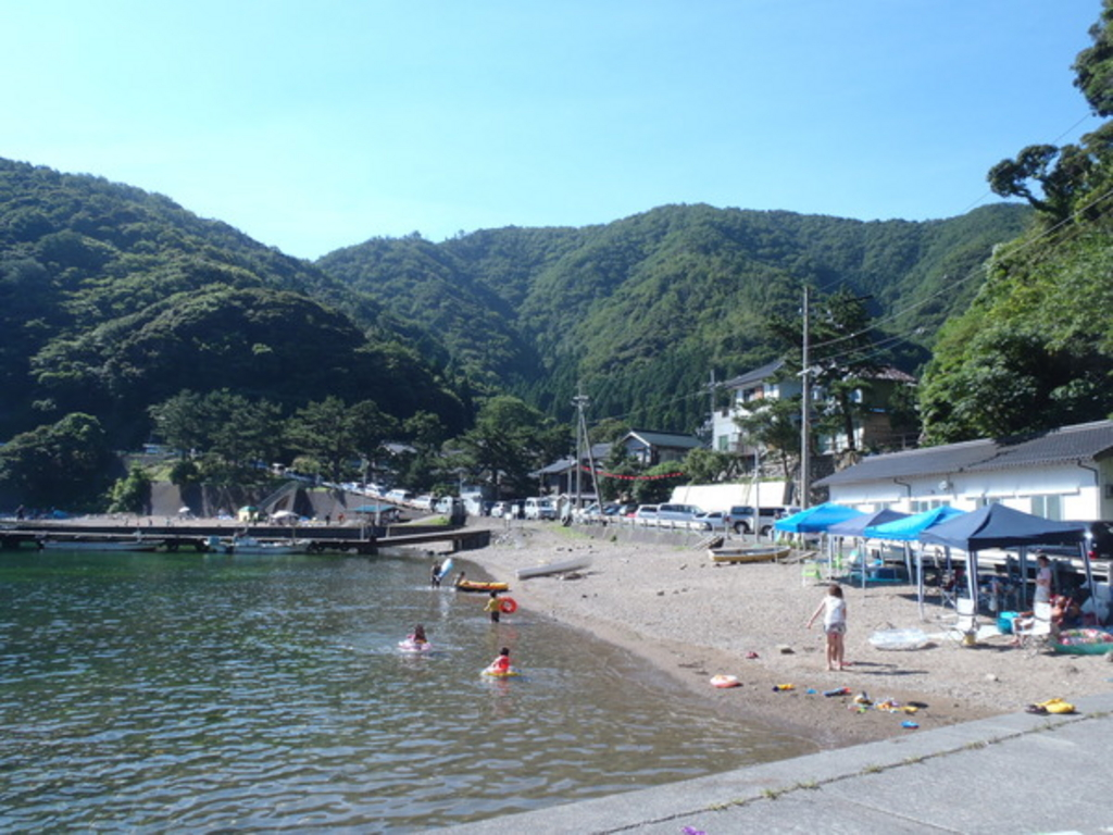 矢代海水浴場