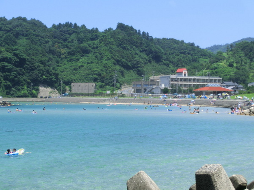 小波海水浴場