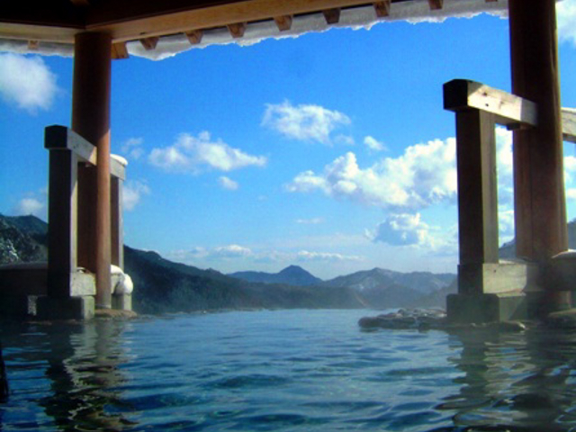 のとろ温泉 天空の湯