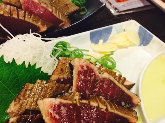 食べ比べセット_明神丸 ひろめ市場店