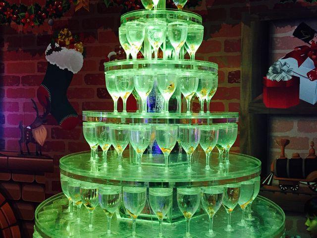 グラスの中にカニいっぱい!_アクアワールド茨城県大洗水族館
