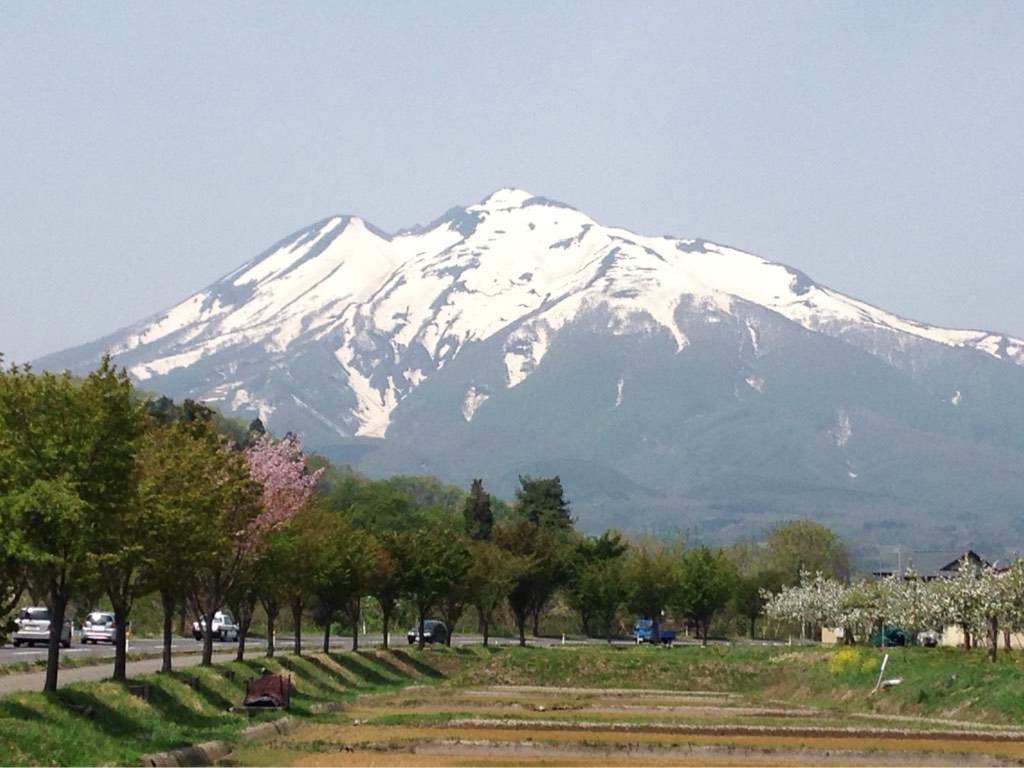 岩木山(津軽富士)