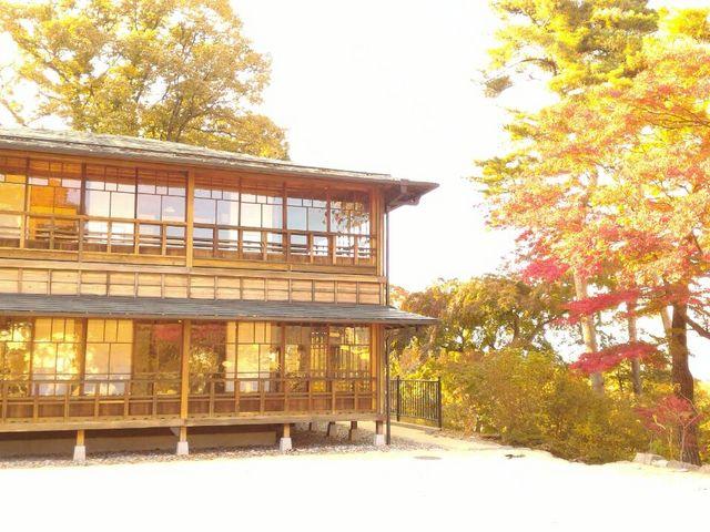 庭園も美しい_ハワイ王国公使別邸