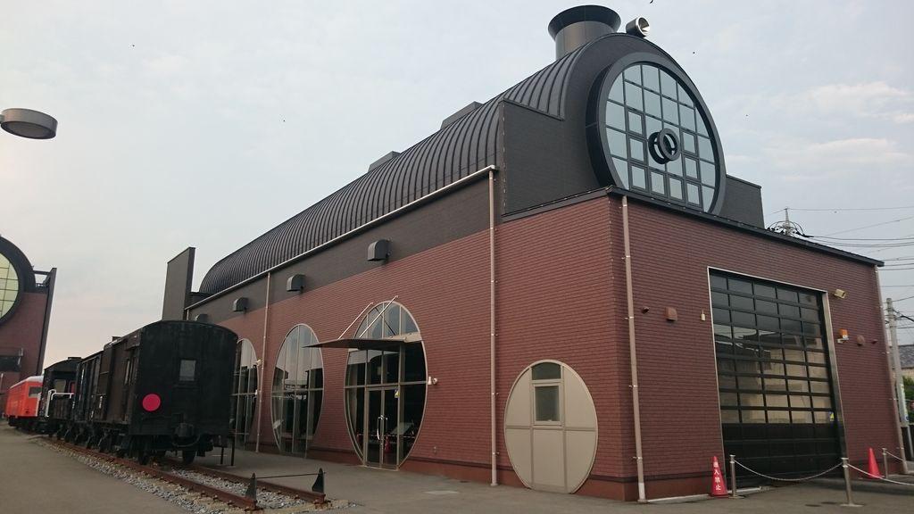 真岡鐵道 真岡駅