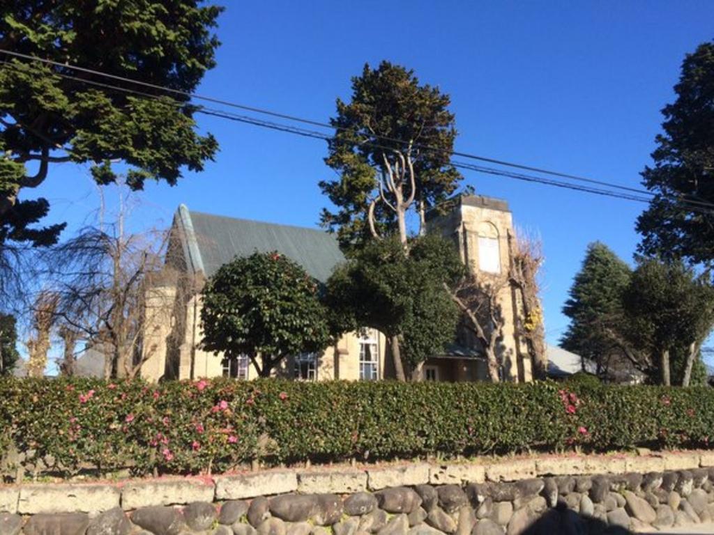 日本キリスト教団安中教会
