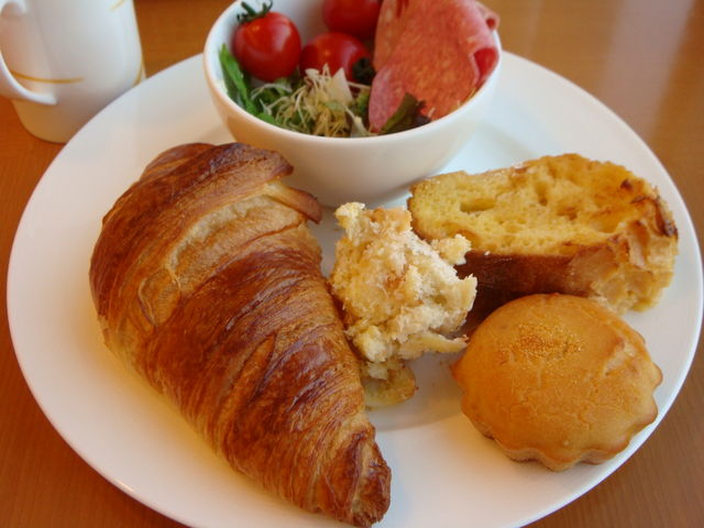 ブッフェレストラン ブリッジ シェラトングランドホテル広島