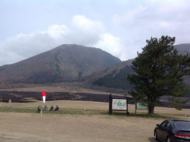 三瓶山_大山隠岐国立公園 三瓶山