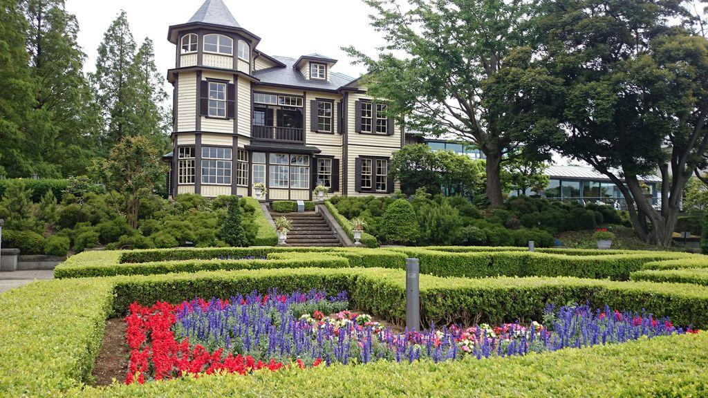 山手・イタリア山庭園