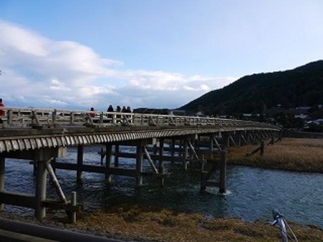 京都府・京都市・右京区・嵐山・渡月橋_渡月橋