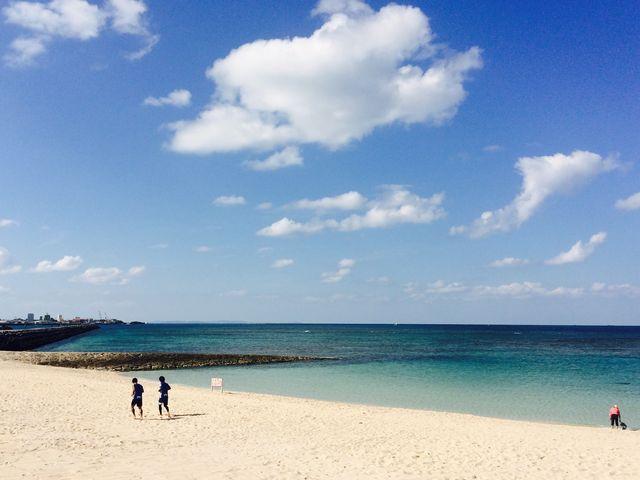 とにかく綺麗です!_宜野湾トロピカルビーチ
