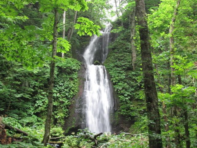美しい「雲井の滝」_奥入瀬渓流