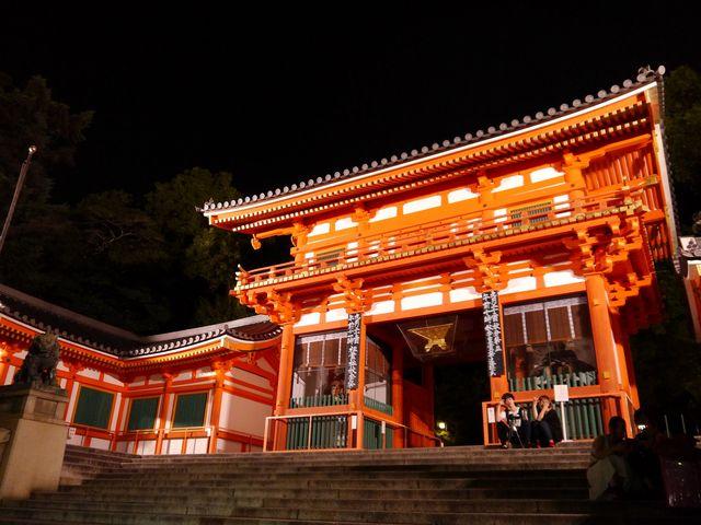 門_八坂神社