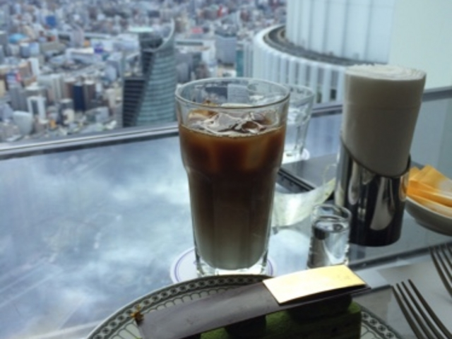 カフェ ド シエル>