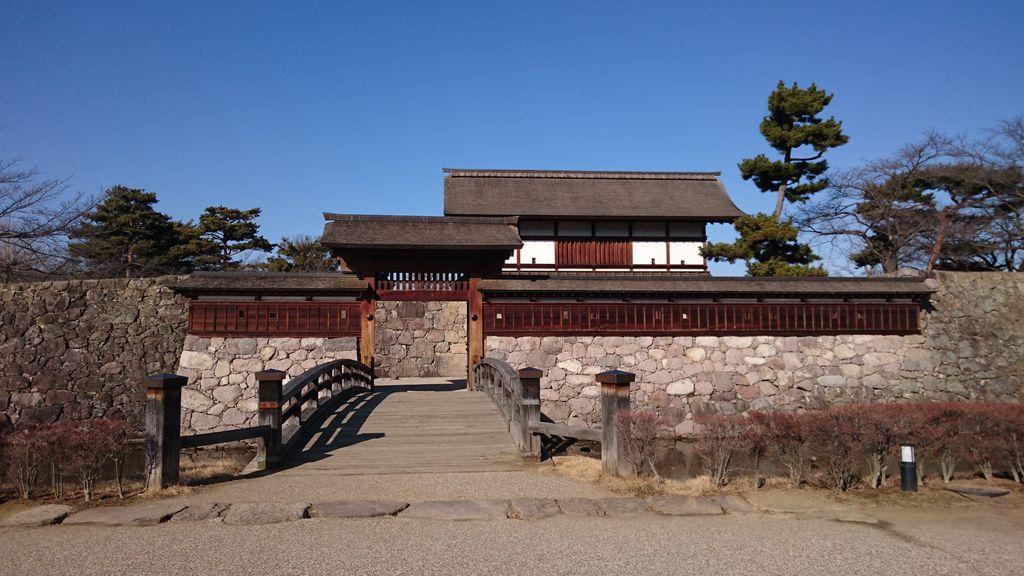 松代(海津)城跡