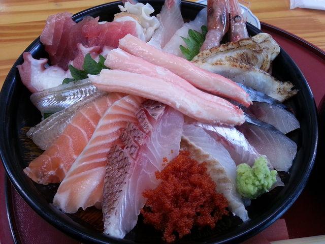 海鮮丼_鯛喜