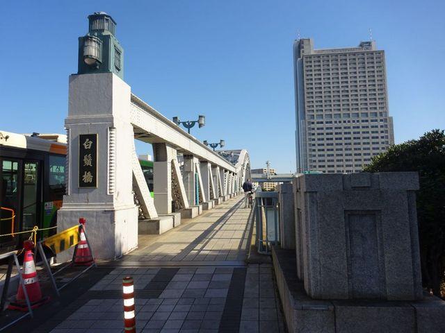 「白鬚橋」の画像検索結果