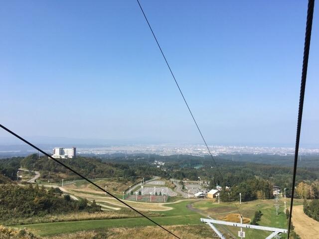 青森市内が見えます(*^^*)_モヤヒルズ