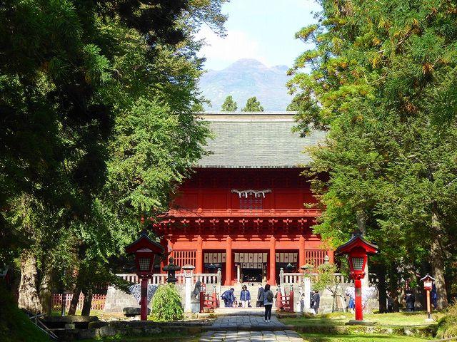 青森県・岩木山神社_岩木山神社