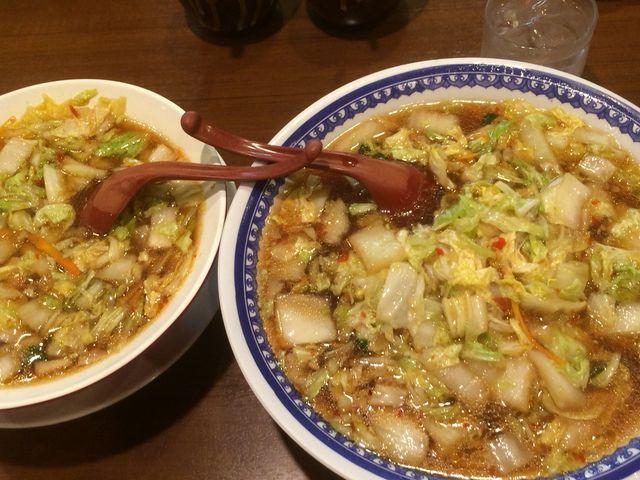 天理スタミナラーメン 本店>