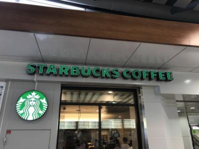 外観_スターバックス・コーヒー 松本駅ビルMI DO RI店