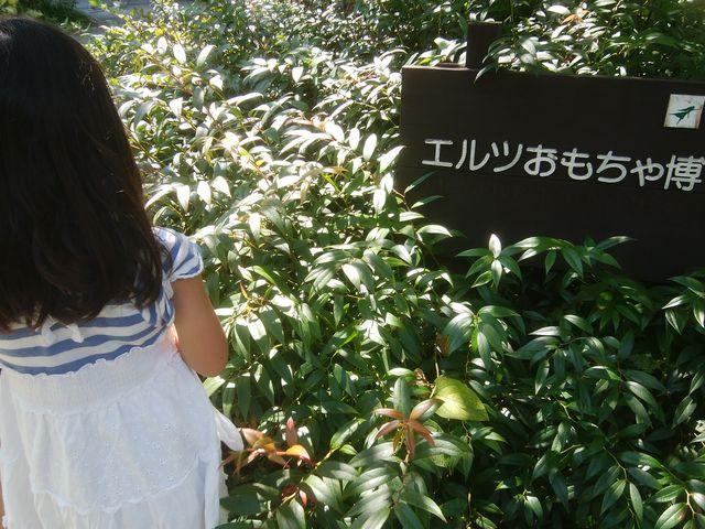 入口_エルツおもちゃ博物館・軽井沢(ムーゼの森)